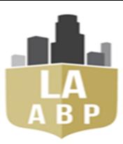 LAABP Cityscape Logo